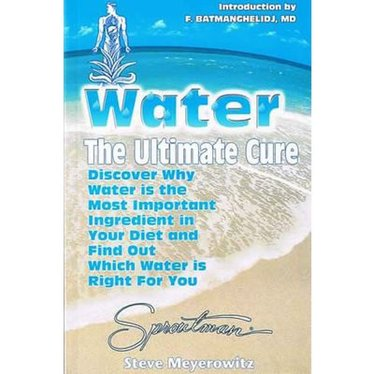 Water: The Ultimate Cure Book