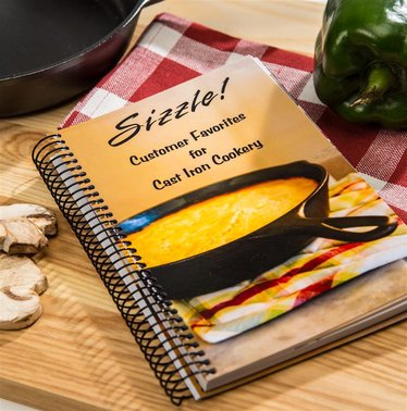 Sizzle! Customer Favorites for Cast Iron Cookery