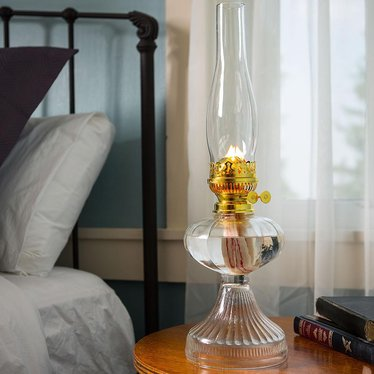 The Grand Double-Wick Lamp