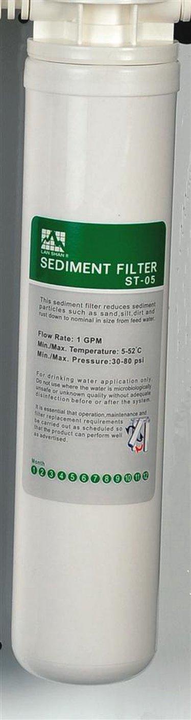 Quick-Change Stage 1 Sediment Pre-Filter