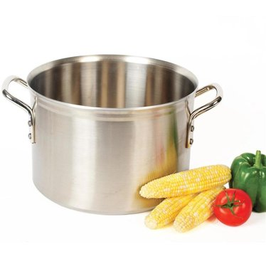 Vollrath Stainless Steel Tribute Stockpots - 16qt.