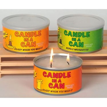 50-Hour Citronella Candle in a Can