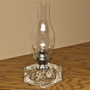 Crystal-Style Lamp