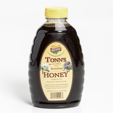 Tonn's Pure Buckwheat Honey