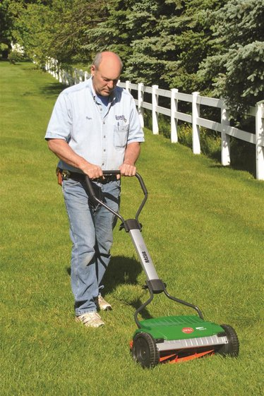 RazorCut Premium 38 Reel Lawn Mower