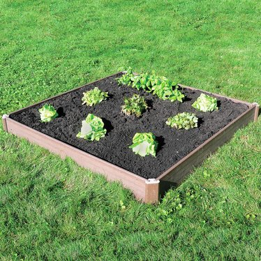 Raised Bed Gardening Set