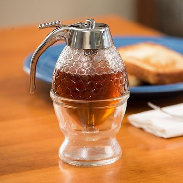 Honey and Syrup Dispenser