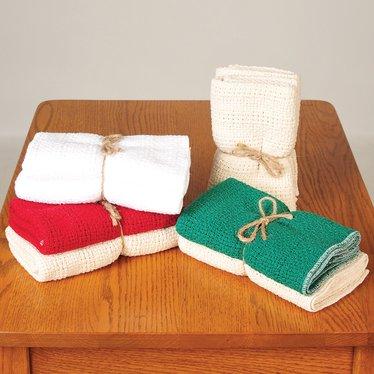 100 Cotton Kitchen Towels
