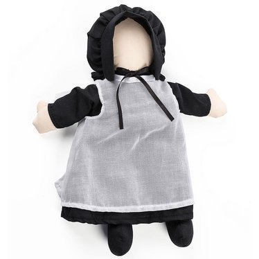 Cloth Amish Doll