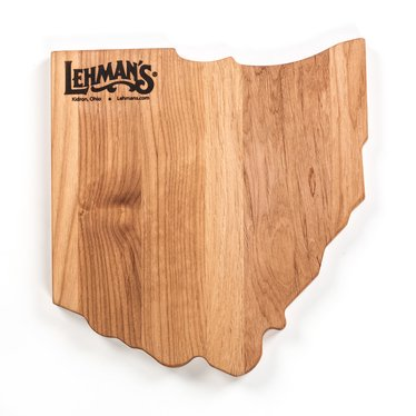 Lehman's Ohio Cutting Board