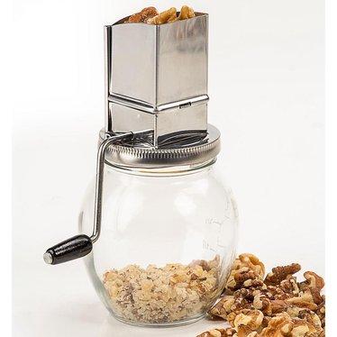 Vintage-Style Nut Grinder