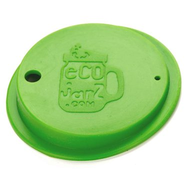 EcoJarz Silicone Drink Lid - Wide Mouth