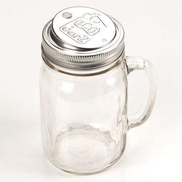 EcoJarz Mug with Drink Lid