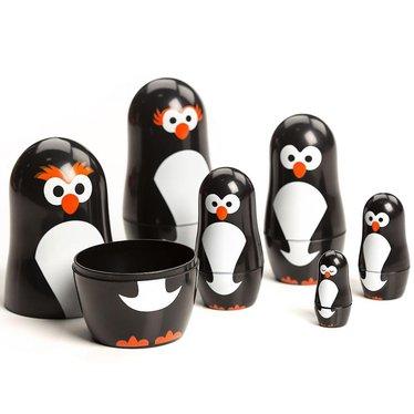 Nesting Doll Penguins