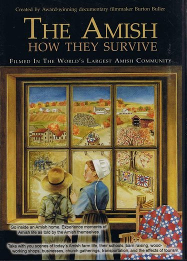 The Amish - How They Survive DVD