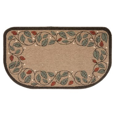 Flame Resistant Hearth Rug Berry Vine Hearth Accessories Lehman 39 S