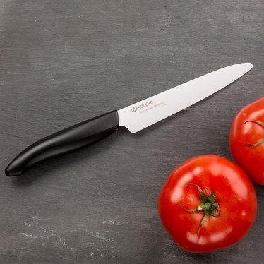 Kyocera Ceramic Serrated Tomato Knife