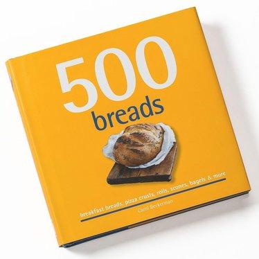 500 Breads Book