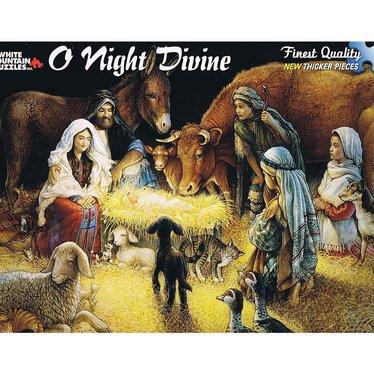 O Night Divine Puzzle