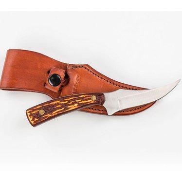 Upswept Skinner Knife