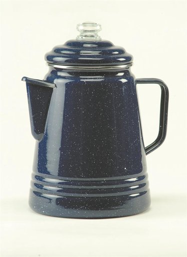 Small Frontier Style Coffee Boiler