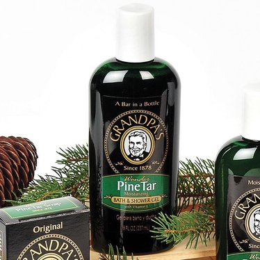 Grandpa's Pine Tar Bath and Shower Gel