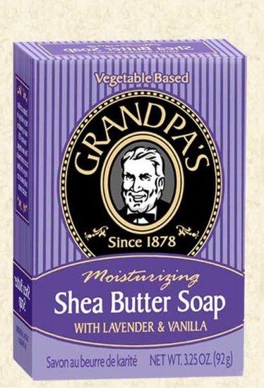 Grandpa's Shea Butter Soap