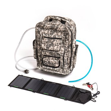 Solar HYDRO Backpack