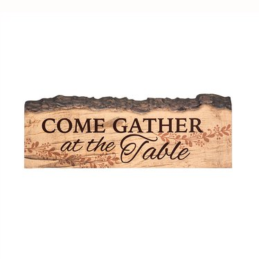Come Gather Sign