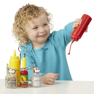 Condiment Play Set
