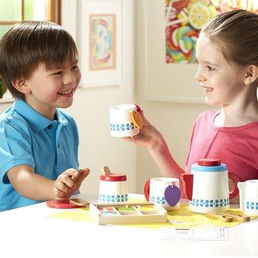 Steep and Serve Tea Play Set