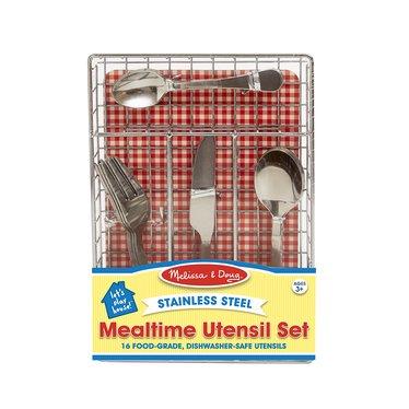 Mealtime Utensil Play Set