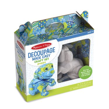 Decoupage Made Easy Puppy Set