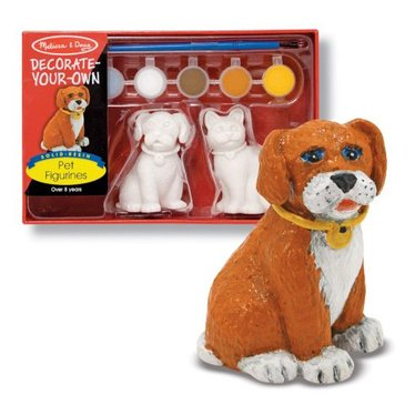 Decorate Your Own Pet Figurines Kit