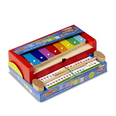 Learn-to-Play Xylophone Set