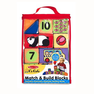 Match and Build Soft Blocks