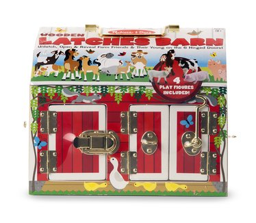 Latches Barn Toy