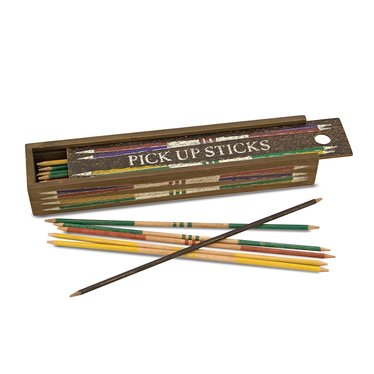 Vintage-Style Pick Up Sticks Game