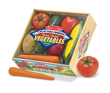 Playtime Farm-Fresh Vegetables