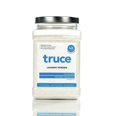 Truce Unscented Laundry Powder 3 lb