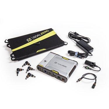 Sherpa 100 Solar Recharging Kit