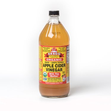 Organic vinegar with mother