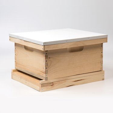Amish-Made Complete Deep Beehive Kit