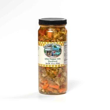 Pepper Mixes
