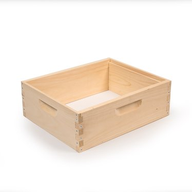 Beekeeping Medium Super Box