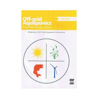 Off-Grid Aquaponics DVD Set
