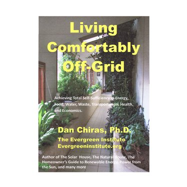 Living Comfortably Off-Grid Book