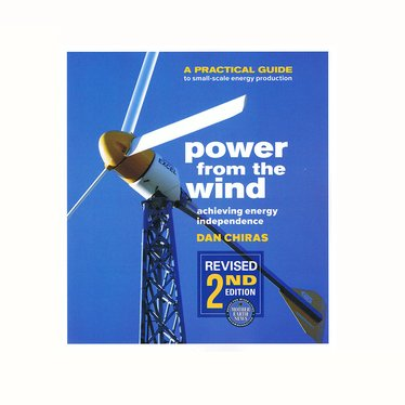 Power From the Wind Book