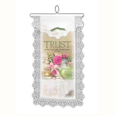 Trust in the Lord Wall Banner