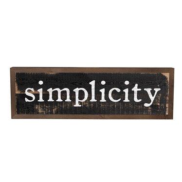 Simplicity Farmhouse Frame